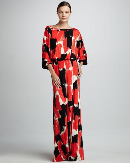 8b223758318cd Rachel Pally Aurora Print Maxi Dress, Women's