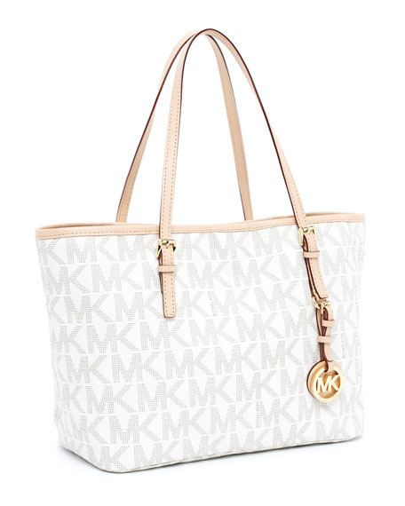 63f91ad5bf8f MICHAEL Michael Kors Jet Set Travel Small Travel Tote