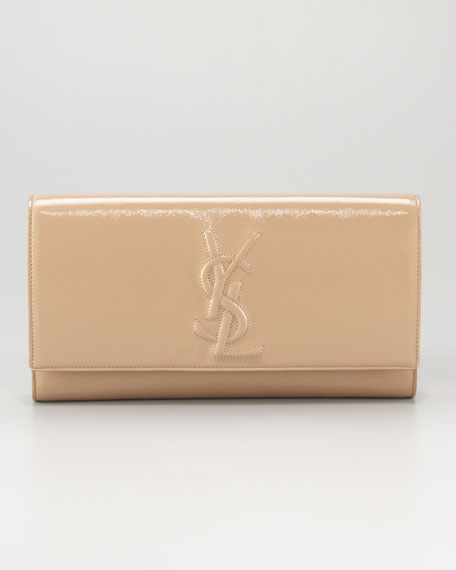 c966fa8dbce Yves Saint Laurent Belle De Jour Clutch Bag, Large