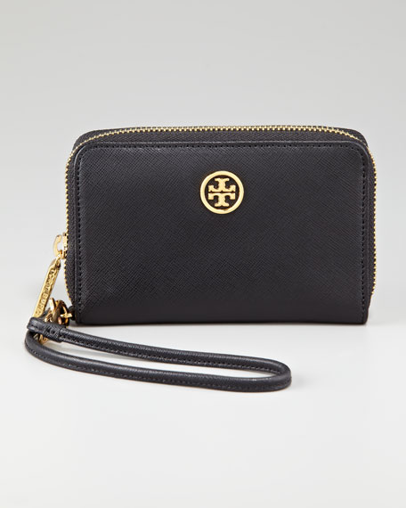 5c7fe8253ebd1 Tory Burch Robinson Smart Phone Wallet. Robinson Smart Phone Wallet