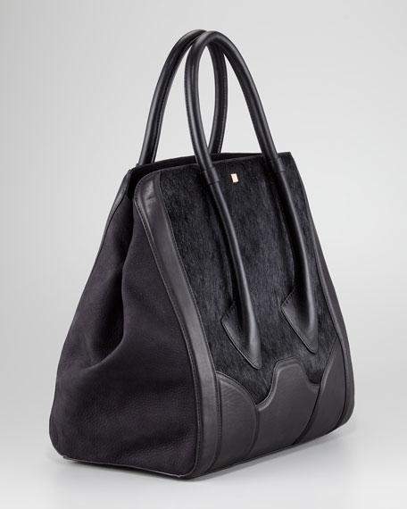 Pour La Victoire Butler Calf Hair Bag
