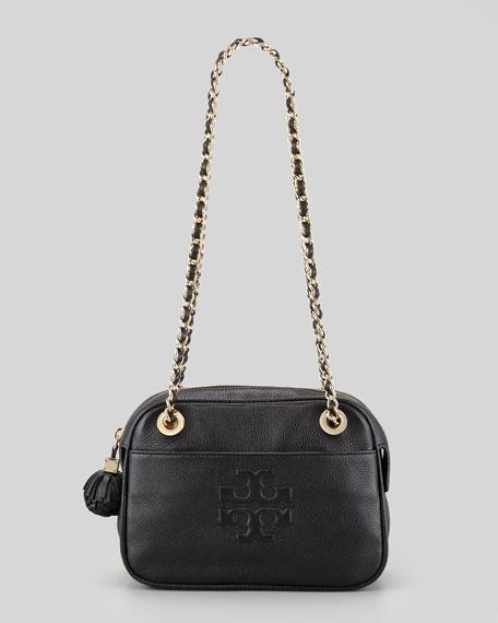 Thea Chain Shoulder Bag Black