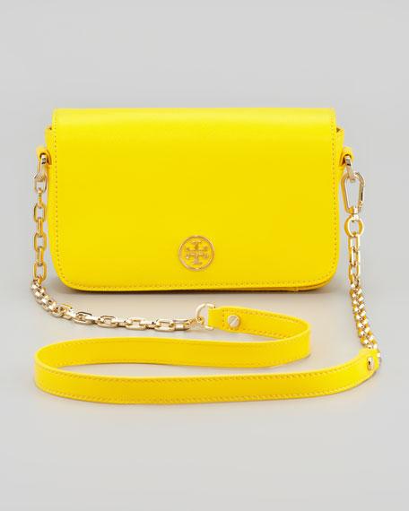 Mini Robinson Chain Strap Bag Daisy Yellow