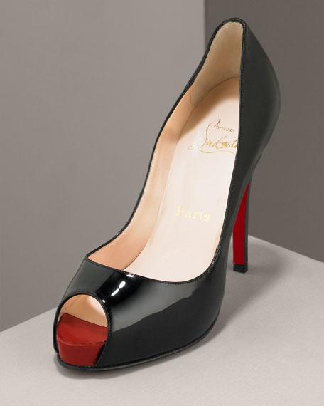 sports shoes faa0f e36bc Very Prive Patent Pump