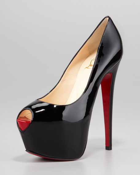 Christian Louboutin Highness Patent Leather Pumps cheap big sale VpjyssXuGV