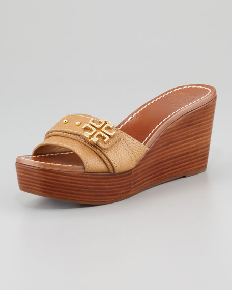 Tory Burch Slide Wedges discount get authentic LrKcFF