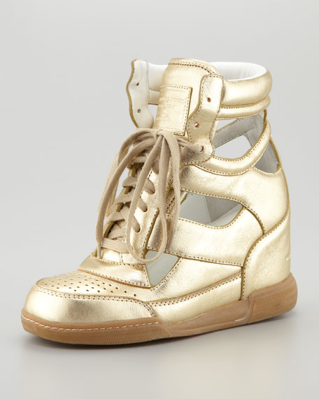 MARC by Marc Jacobs Cutout Wedge Sneaker 90c69368e