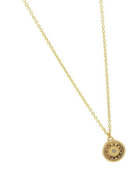 House of harlow sunburst pendant necklace aloadofball Images