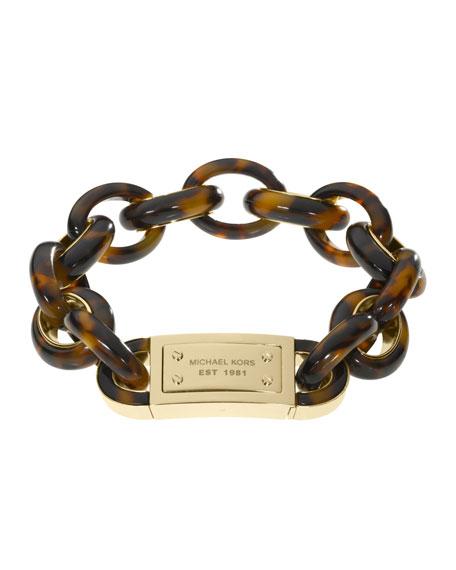 Link Bracelet Golden