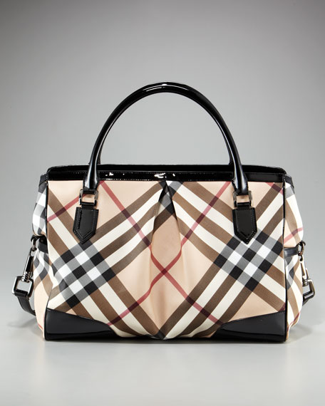 bf00dd35c924 Burberry Madison Diaper Bag