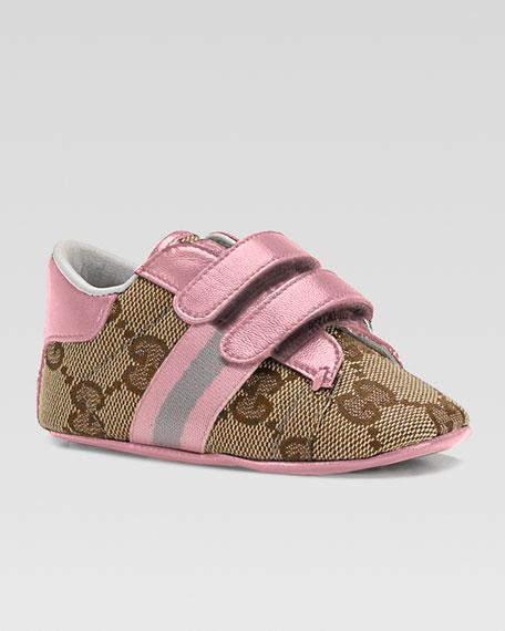 Gucci Ace Double-Strap Sneaker 9dac302e2