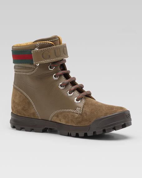 b7b49c4f5fb Gucci Trento Hiking Boot