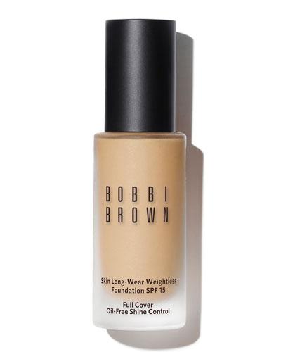 Bobbi Brown Long-Wear Even-Finish Foundation SPF15