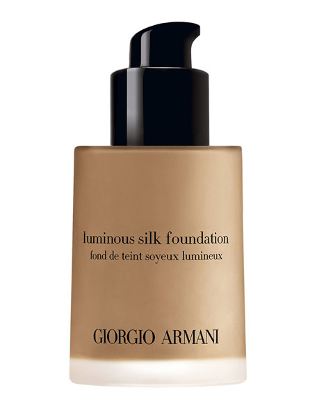 Giorgio Armani Luminous Silk Foundation NM Beauty Award
