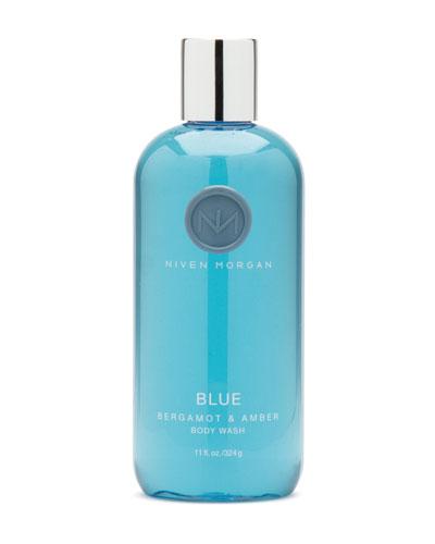Blue Body Wash