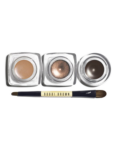 LIMITED EDITION Bobbi's Chocolates Long-Wear Eye Trio