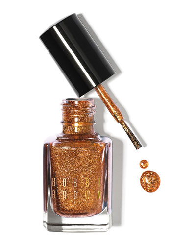 Bobbi Brown LIMITED EDITION Shimmer Nail Polish, Scotch, 0.12 oz.