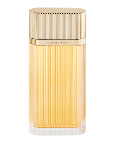 Must Gold Eau de Parfum, 3.3 oz.