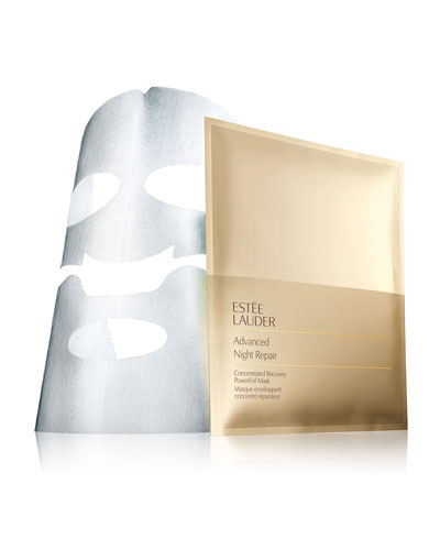 Advanced Night Repair Concentrated Recovery PowerFoil Mask, 4 Sheets