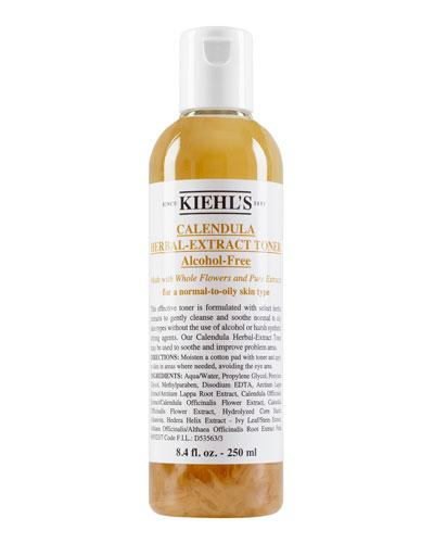 Calendula Herbal Extract Toner, 8.4 oz.