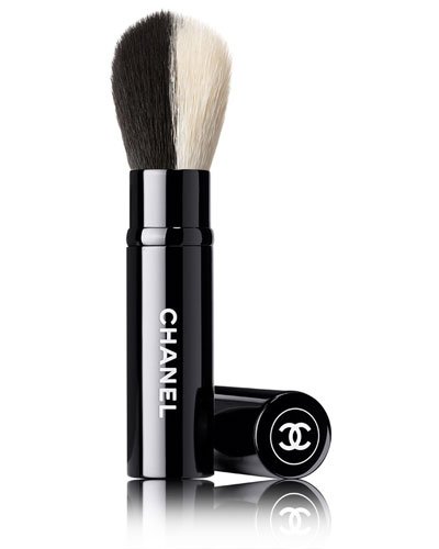 CHANEL RETRACTABLE DUAL-HEAD FACE BRUSH RETRACTABLE DUAL-HEAD FACE BRUSH