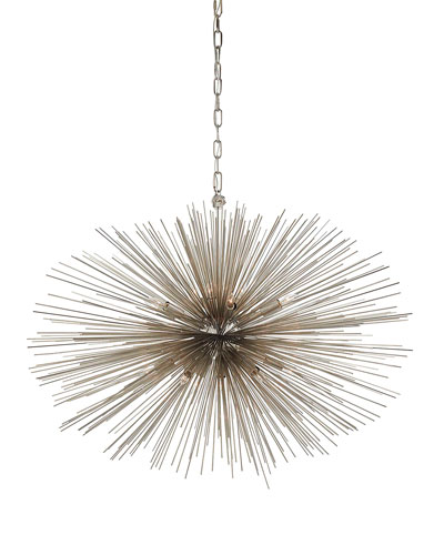 Strada 20-Light Oval Pendant