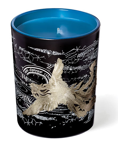 Larmes d'encens (Incense Tears) Scented Candle, 6.5 oz./ 190 g
