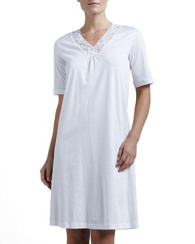Moments Big Shirt, White