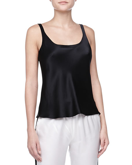 Silk Camisole Top