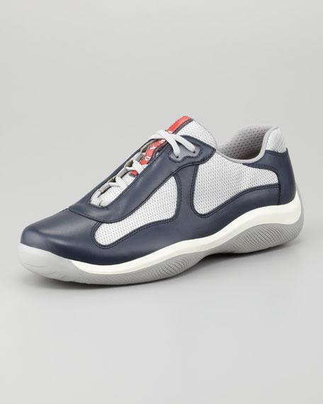 PradaAmerica's Cup sneakers wz95j6
