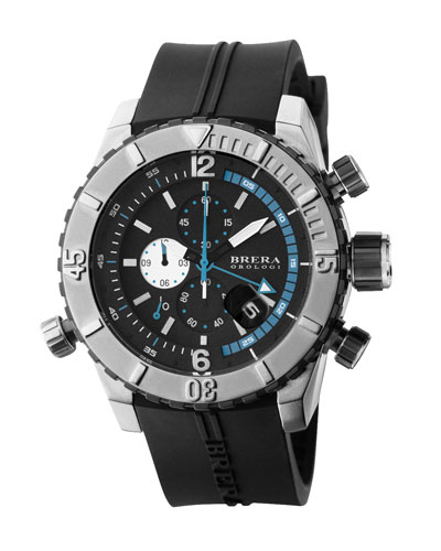 Sottomarino Diver Watch, Steel