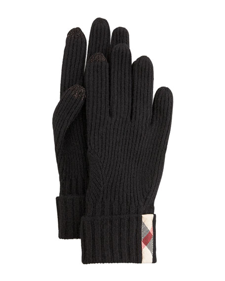 Touch-Screen Cashmere Glove