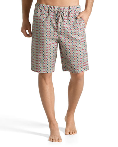 Amalfi Printed Short Pants, Multi