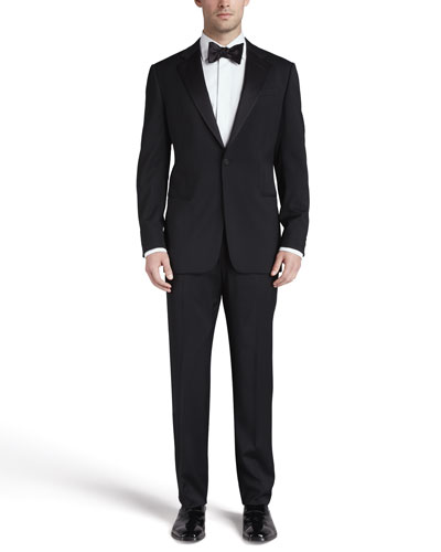 Two-Piece Single-Breasted Tuxedo