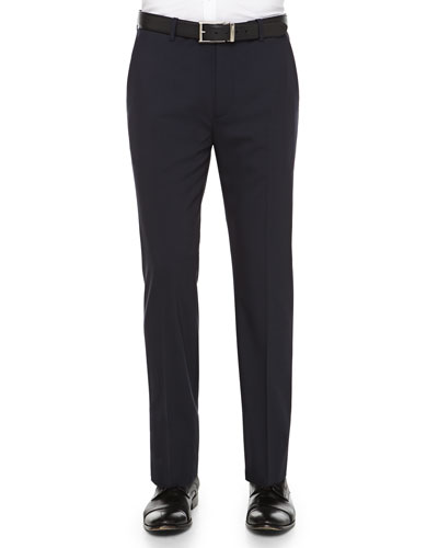 Kody 2 New Tailor Suit Pants, Navy