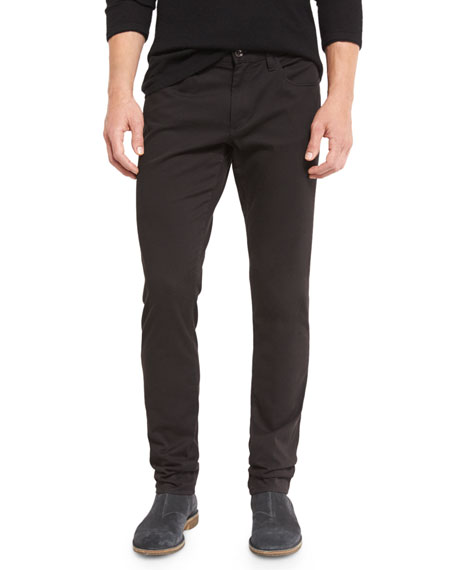 40030e9a4546 Vince Essential Five-Pocket Stretch-Twill Pants