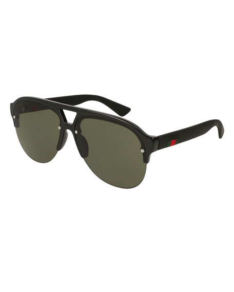 Tortoiseshell D-frame sunglasses Gucci iYLUy2eBIG