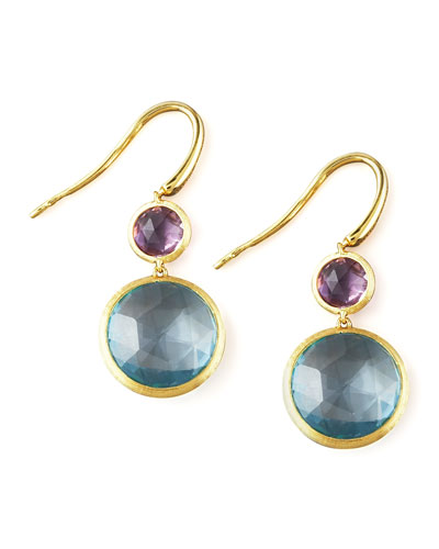 Jaipur Dangle Drop Earrings