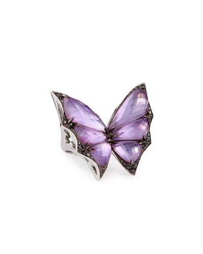 Fly By Night Major Flutter Ring