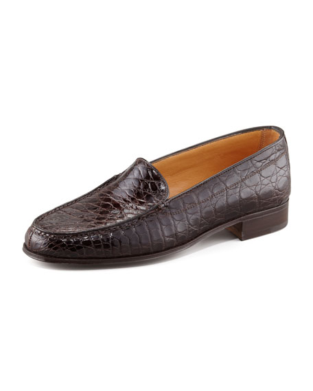 d025fed005d Gravati Crocodile Loafer