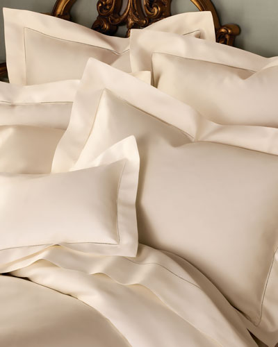 1,020-Thread-Count Solid Sateen Bedding