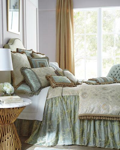 Sweet Dreams Crystal Palace Bed Linens, King