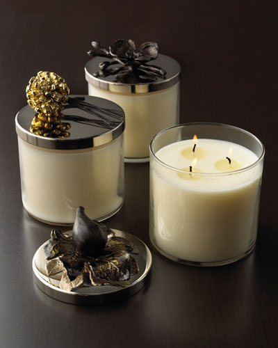Triple Wick Candles