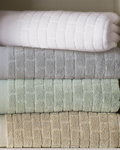 Subway Tile Towels
