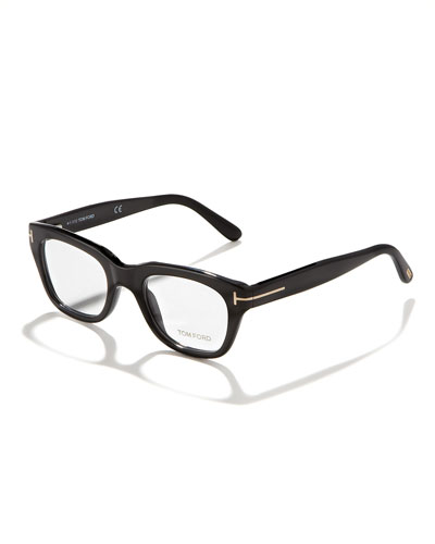 Unisex Semi-Squared Fashion Glasses