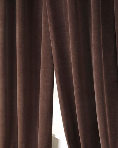 Gibson Lined Velvet Curtains