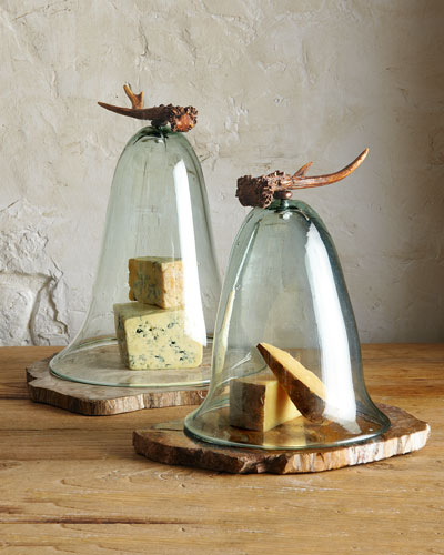 """Antler"" Cheese Domes"