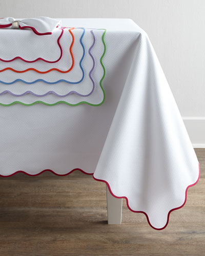 Lanai Tablecloths, Placemats, & Napkins