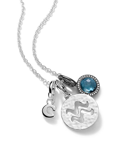 Sterling Silver Assorted Charm Jewelry