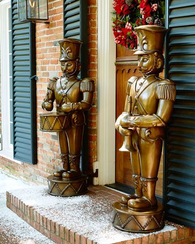 Toy Soldier Statues